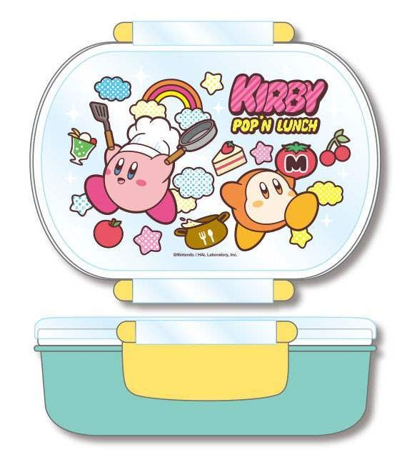 "Kirby ""Pop'n Lunch"" lunchbox"