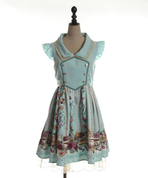 "Axes Femme Kawaii ""Sugar Time"" Lolita dress."