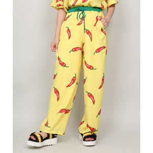 Punyus chilli pepper trousers
