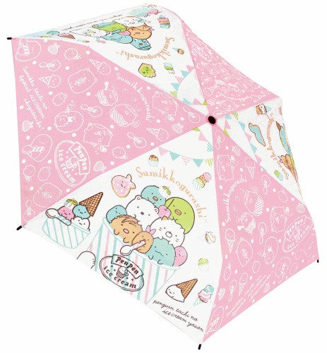 Sumikkogurashi ice-cream theme umbrella