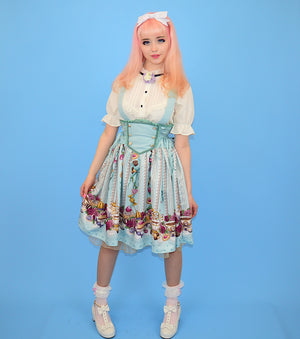 Axes Femme Kawaii afternoon tea skirt