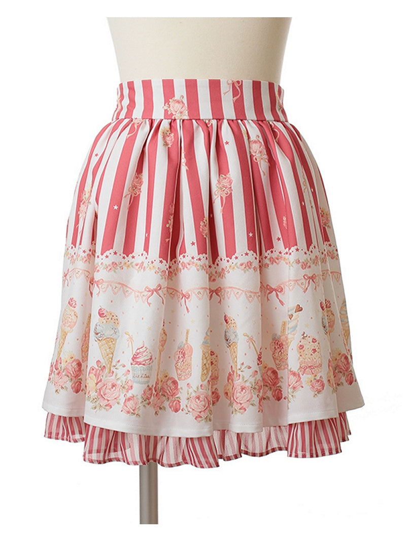 Liz Lisa Ice-cream skirt
