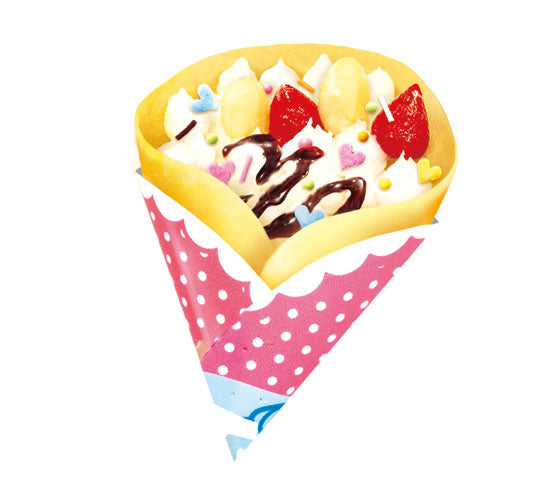 Popin' Cookin' crape making kit
