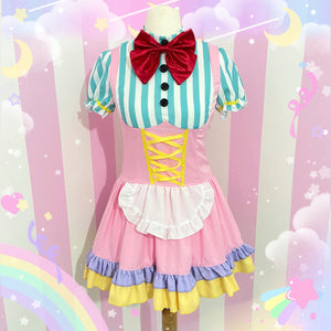 Bodyline ice-cream parlor maid costume