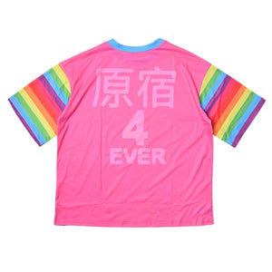 "ACDC RAG ""Harajuku Forever"" design contest t-shirt WINNER"
