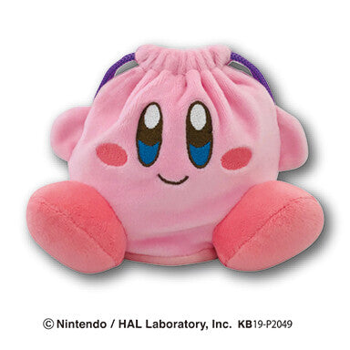 Kirby drawstring pouch