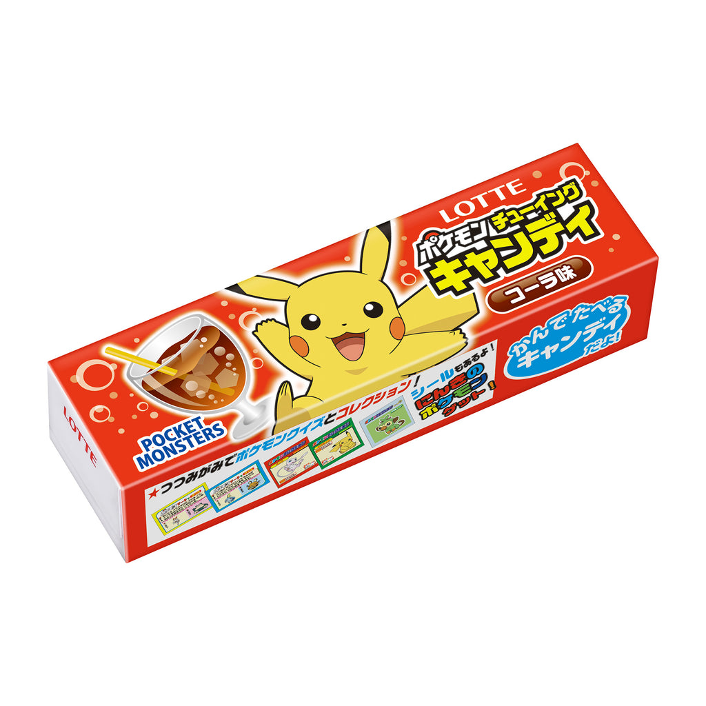 Pokemon chewy candy