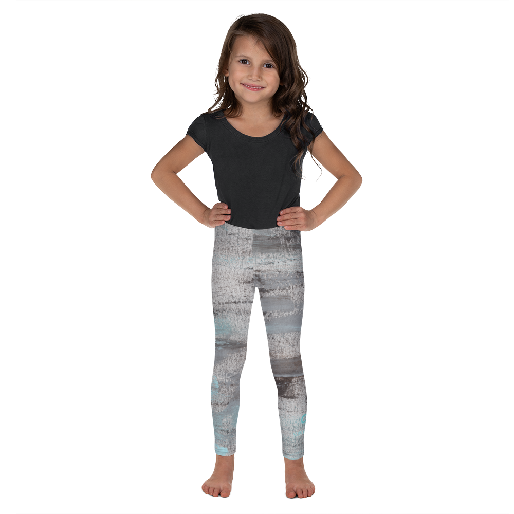 Ombre Bleue Kid's Leggings