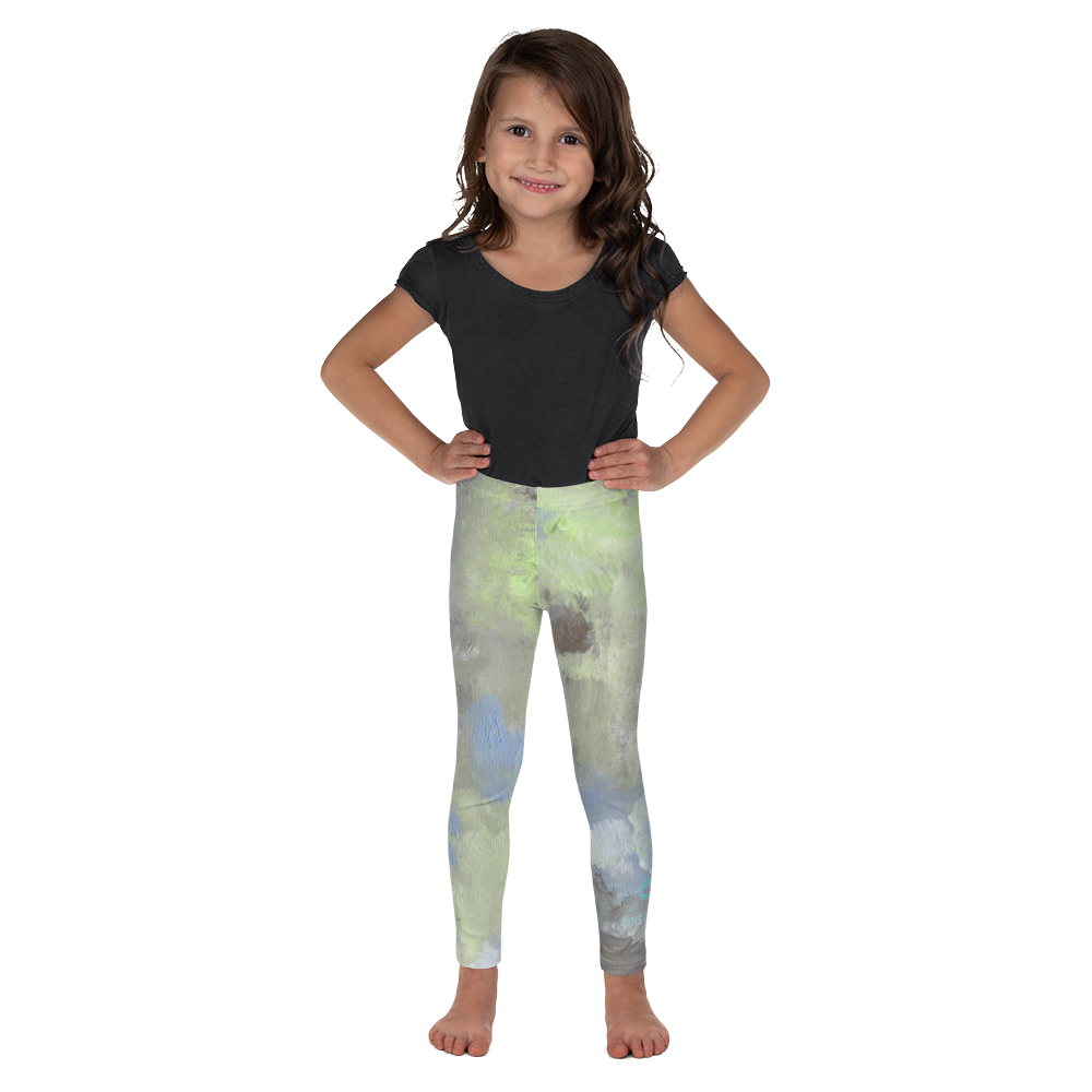 Touch Of Bronze Kid's Leggings