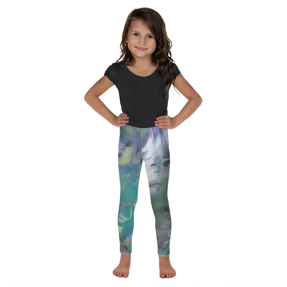 Swirly Kid's Leggings