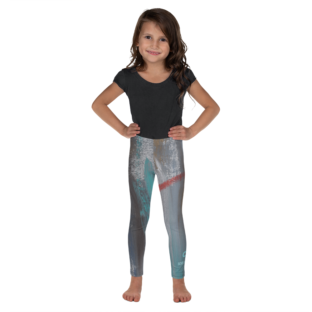 Touch Of Red Kid's Leggings