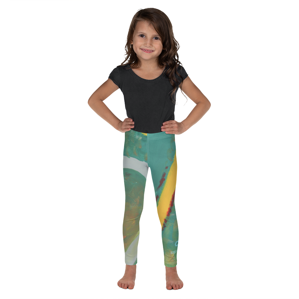 Inspired Kid's Leggings