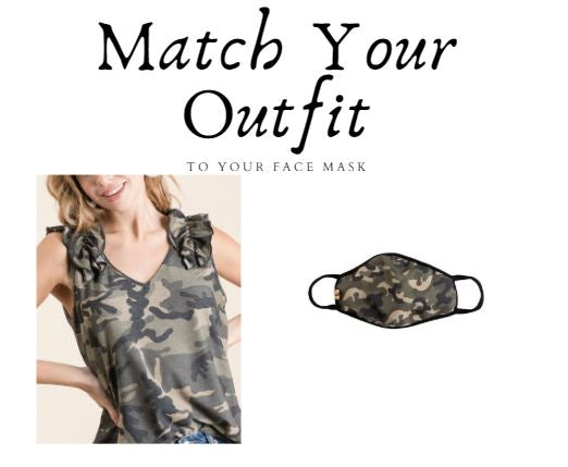 Summer Fashion Trends - Match Your Mask to Your Outfit