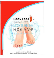 Baby Foot exfoliating foot mask foot scrub ulta products