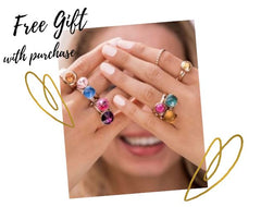 Free Gift with Purchase Mothers Day Event