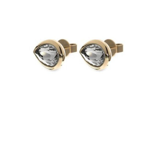 GOCCIA CRYSTAL CLEAR STUDS - alliemdesignsboutique