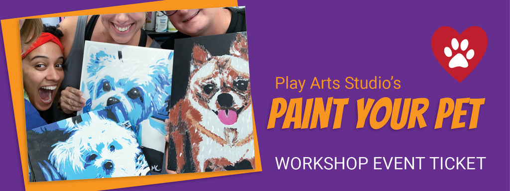 05/09/20 Paint Your Pet - LIVE Painting Workshop @ The Big Apple Shopping Bazaar