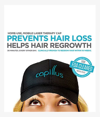 Capillus272 LaserCap For Hair Regrowth - Shipping in Canada Only