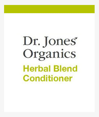 Dr. Jones Organic Conditioner (Vegan Blend) - 8 OZ