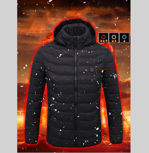 (Christmas sales-50%Off) -Smart hot down jacket - Best Xmas Gift