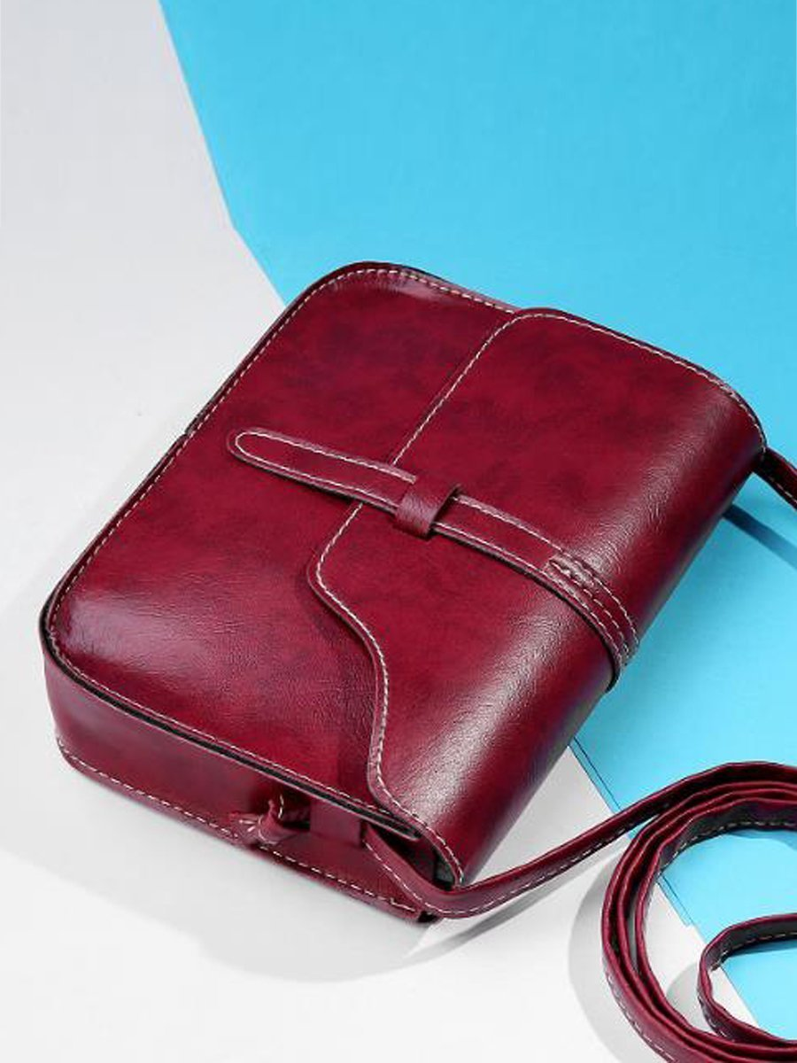 New High Quality Fashion Style Zipper Special Crossbody Bag