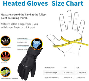 (Christmas Sale-50%Off) - Smart Temperature-Adjustable Gloves(Unisex)