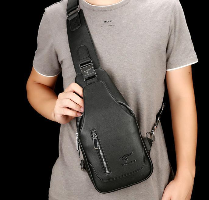 Outdoor sports and leisure men's Messenger bag
