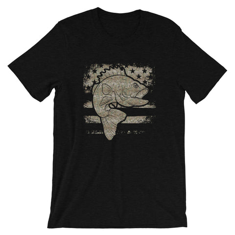 Image of American Army Bass Short-Sleeve T-Shirt