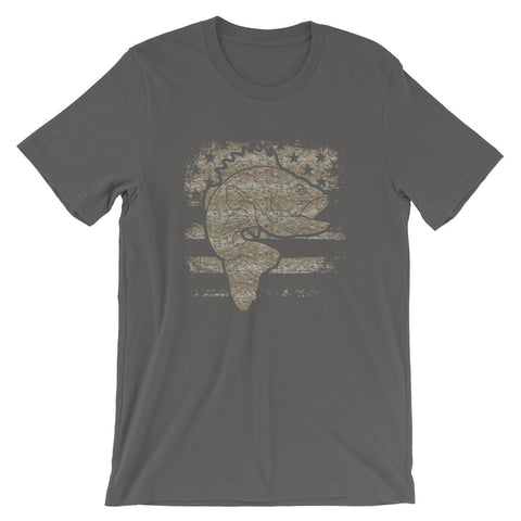 American Army Bass Short-Sleeve T-Shirt