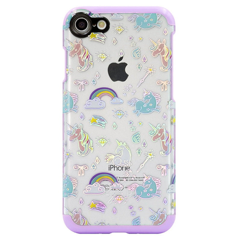 Candywirez Unicorn Clear Case