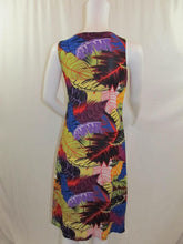 Load image into Gallery viewer, Tropical Sundress Sleeveless Knee Length - SaltyandCozy