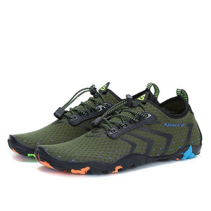 Men Breathable Water Shoes Beach - SaltyandCozy