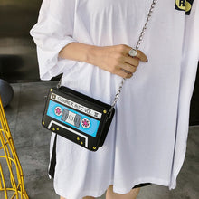 Load image into Gallery viewer, Summer Small Shoulder Bag Tape Recorder Chain Crossbody Bag