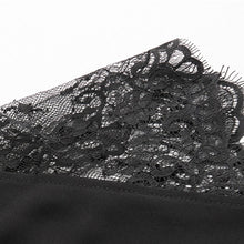 Load image into Gallery viewer, Floral Lace Cap Sleeve Blouse - SaltyandCozy