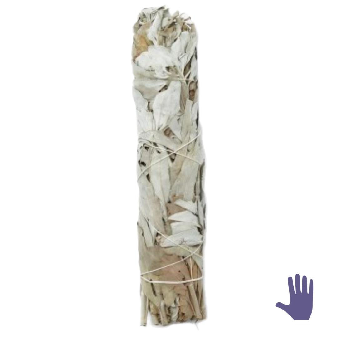 Load image into Gallery viewer, CLEANSE White Sage Smudge