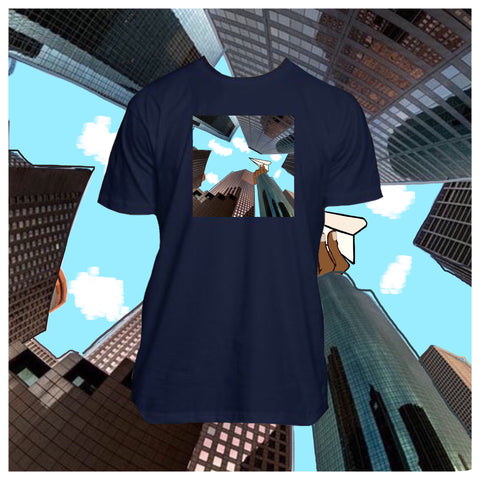 "For Child's Play ""Flights""  tee"