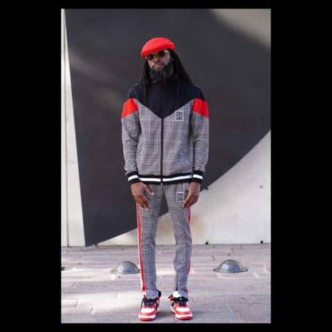 "The ""Uptown Ralfie"" Tracksuit"