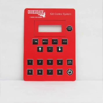 LA170: Keypad Label: 2nd Gen SM160, SM260,SM360