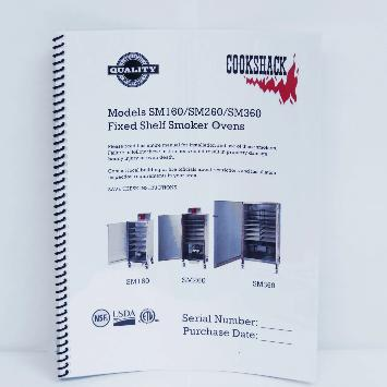 MN002: Commercial Electric Smokers Operator's Manual