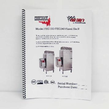 MN504: FEC120 and FEC240 Operator's Manual