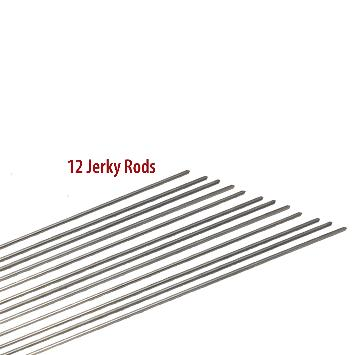 PM008: Jerky Rods set of 12: Models SM100 through SM160, SM300 through SM360