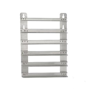 PM025: Standard Side Racks with 6 slots (Set of 2): Models SM200 through SM260