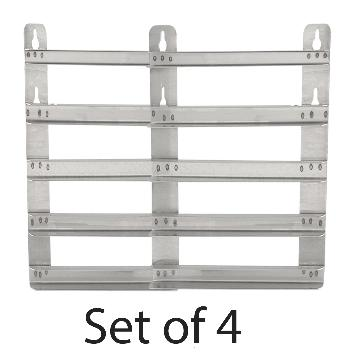 PM026: Standard Side Racks with 28 slots (Set of 4): Models SM300 through SM360