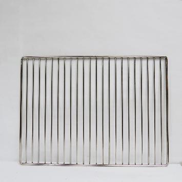 PV005: Nickel-Plated Grill: FEC Fixed Shelf Units