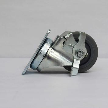 PV171: Swivel Caster with Brake: SM160