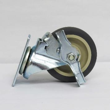 PV175: Swivel Caster with Brake: SM260, SM360 and FEC Fixed Shelf
