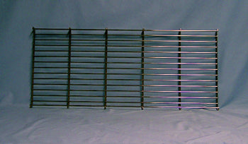 PV004: Grill, Stainless Steel, Model FEC300