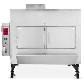 FEC750: Fast Eddy's™ by Cookshack Rotisserie Smoker Model FEC750