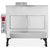 Fast Eddy's™ by Cookshack FEC750 Rotisserie Smoker (shown with optional front shelf)