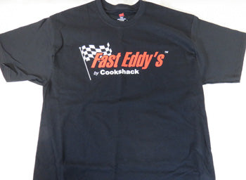 PS025: Fast Eddy's™ by Cookshack T-Shirt, Size Large
